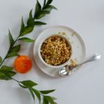 Raw Maple Date Granola