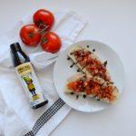 Balsamic and Tomato Bruschetta
