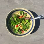 Lemon and Cherry Tomato Pasta Salad