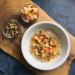 Perfect Apple Pie Oatmeal