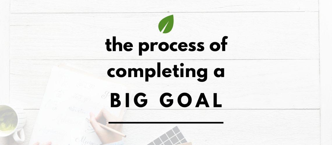 completing a big goal header