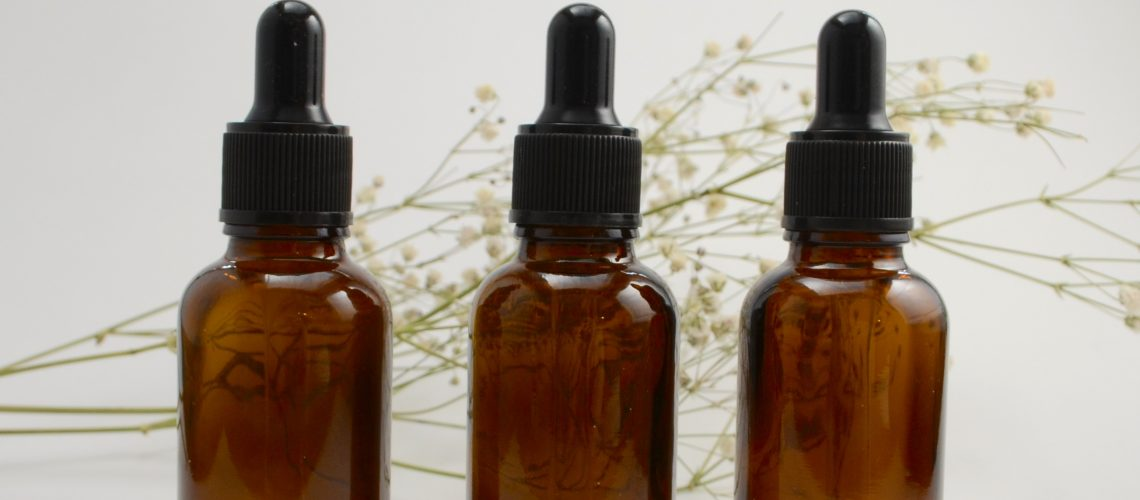 Essential Oil Decanting Bottles